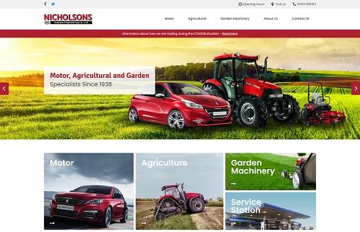 Car Dealer Website